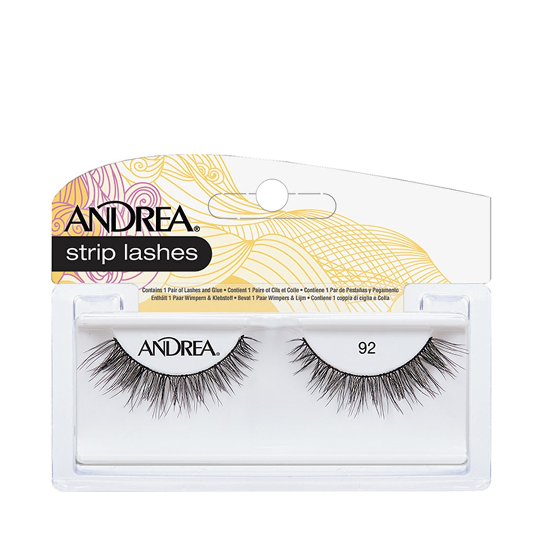 Andrea Βλεφαρίδες Curl 92