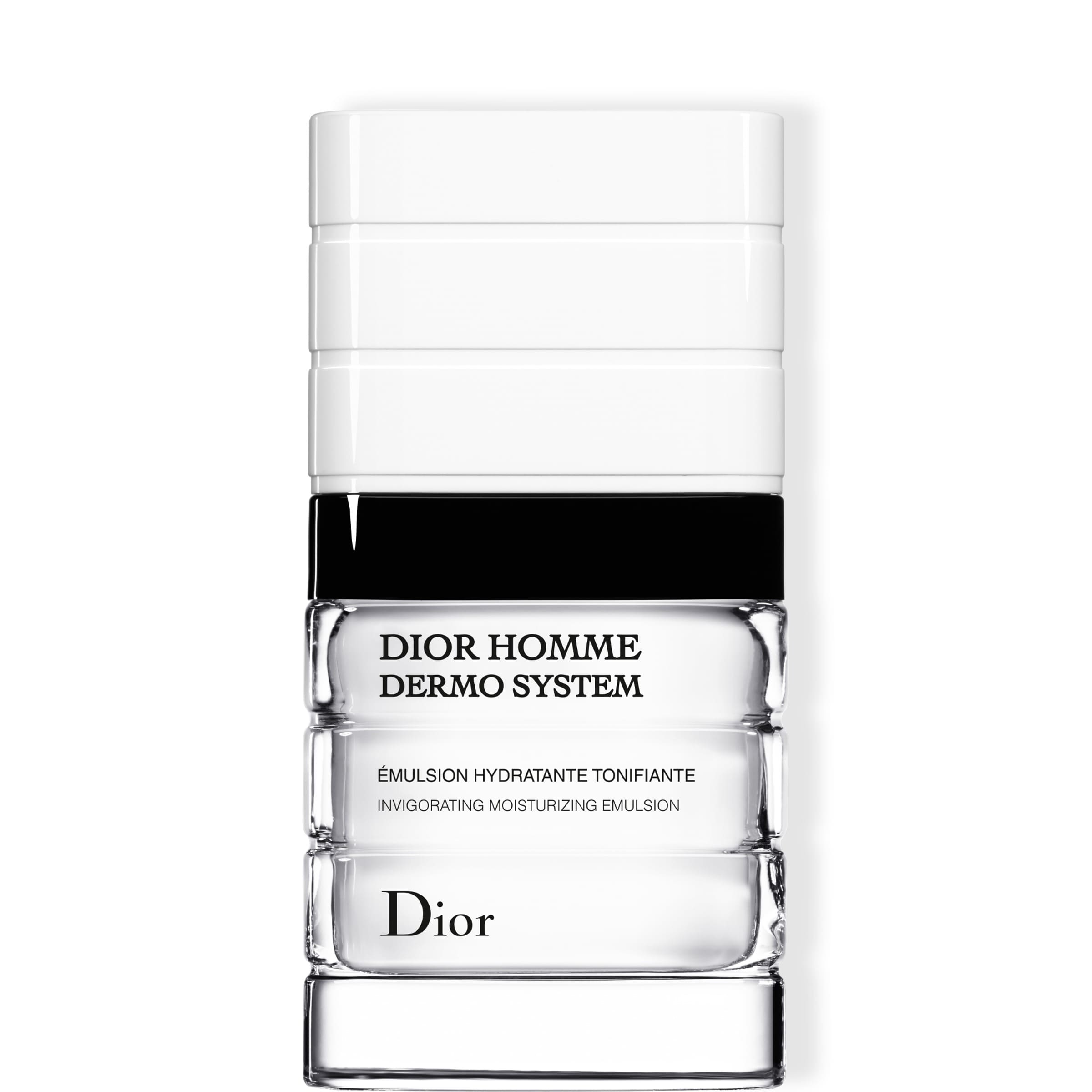 Dior Homme Dermo System Invigorating Moisturizing Emulsion 50ml