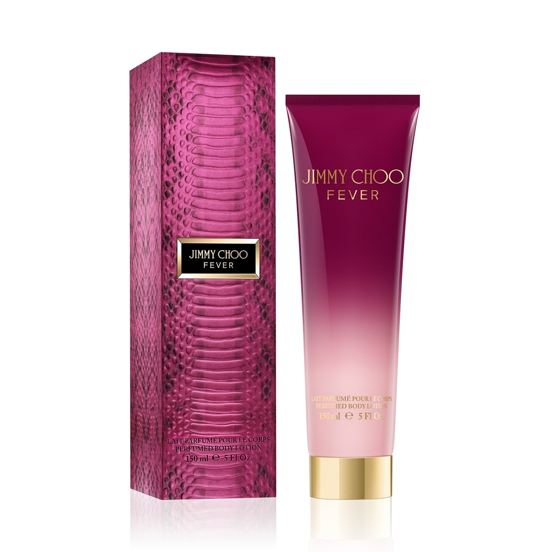 Jimmy Choo Fever Eau de Parfum Body Lotion 150ml