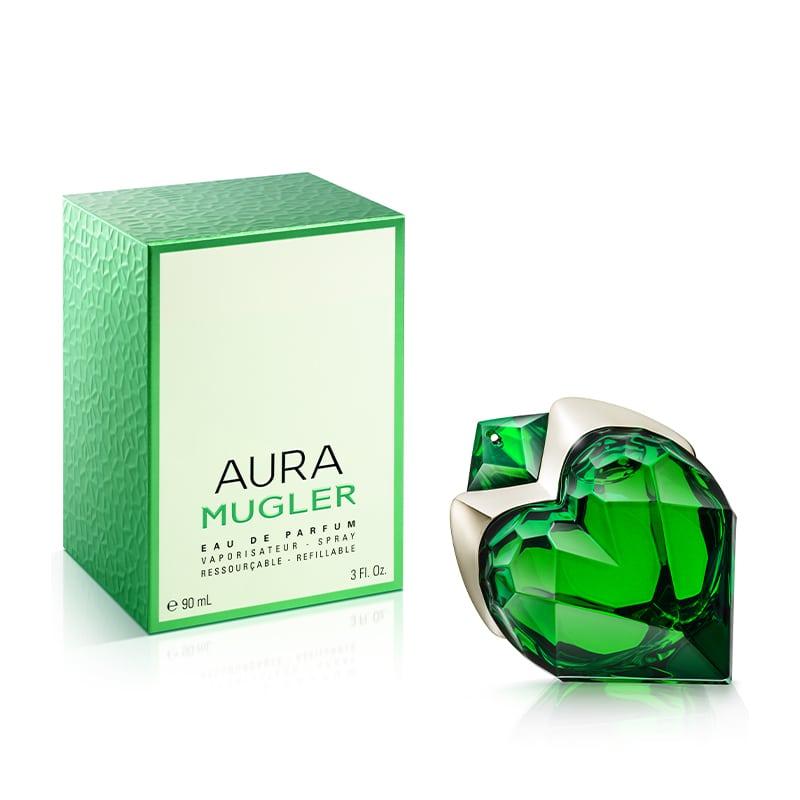 Aura Mugler Eau de Parfum Refillable 90ml