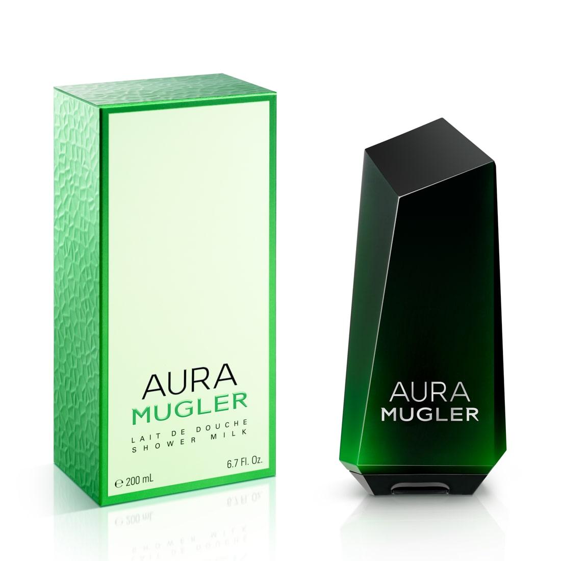 Aura Mugler Shower Milk 200ml