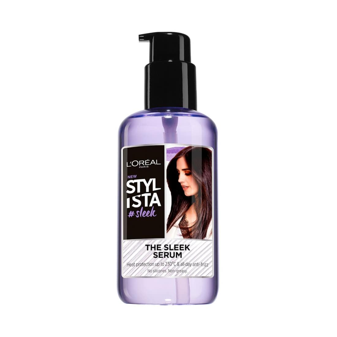 Stylista The Sleek Serum Hair Styling Heat Protector 200ml