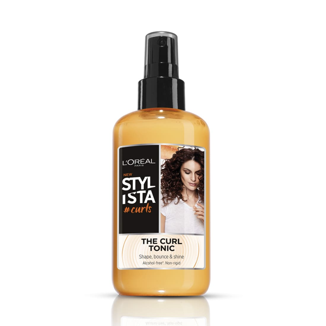 Stylista The Curl Tonic Hair Styling Spray 200ml