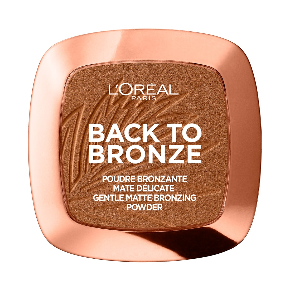 Back to Bronze Matte Bronzing Powder 10gr