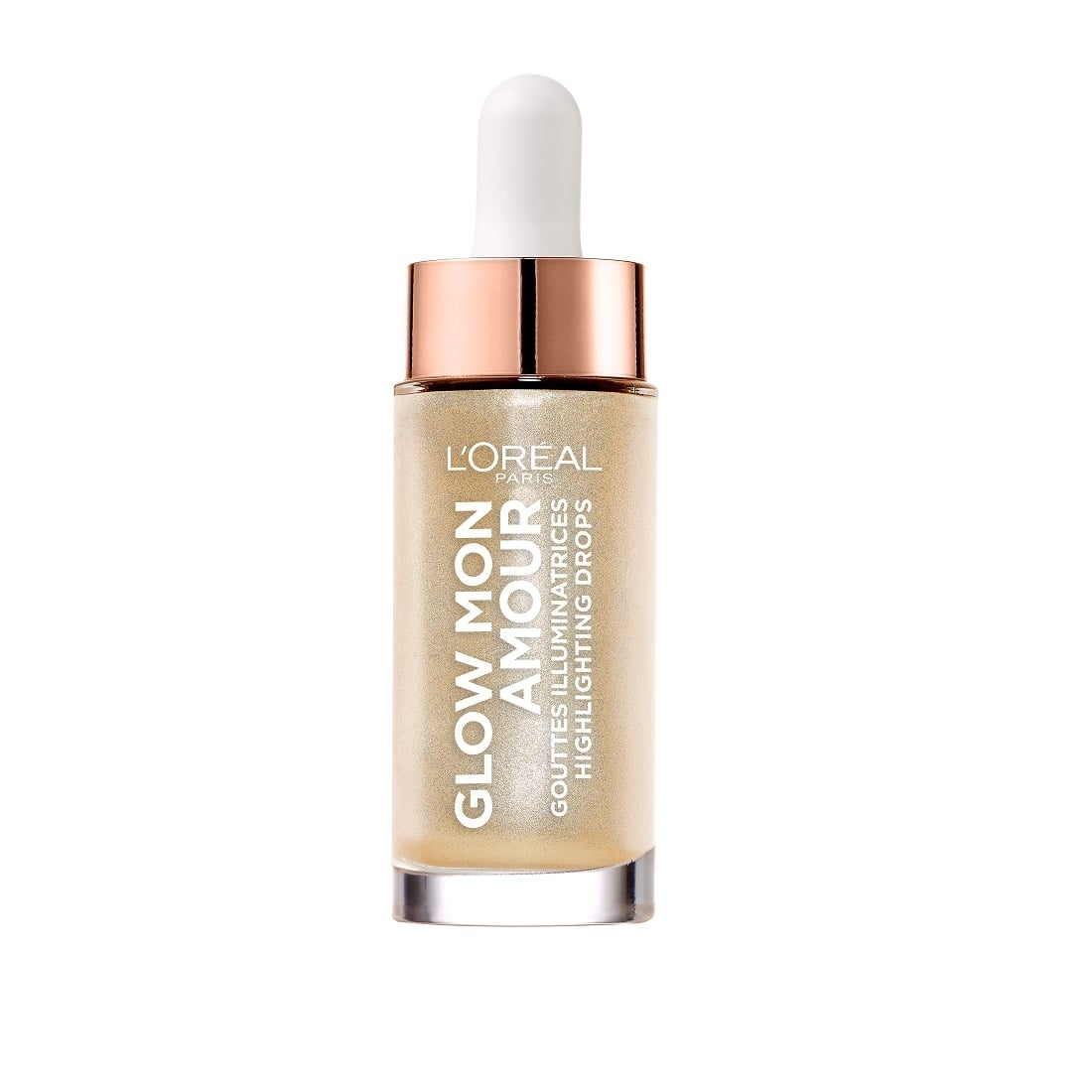 Glow Mon Amour Highlighter Drops - Champagne
