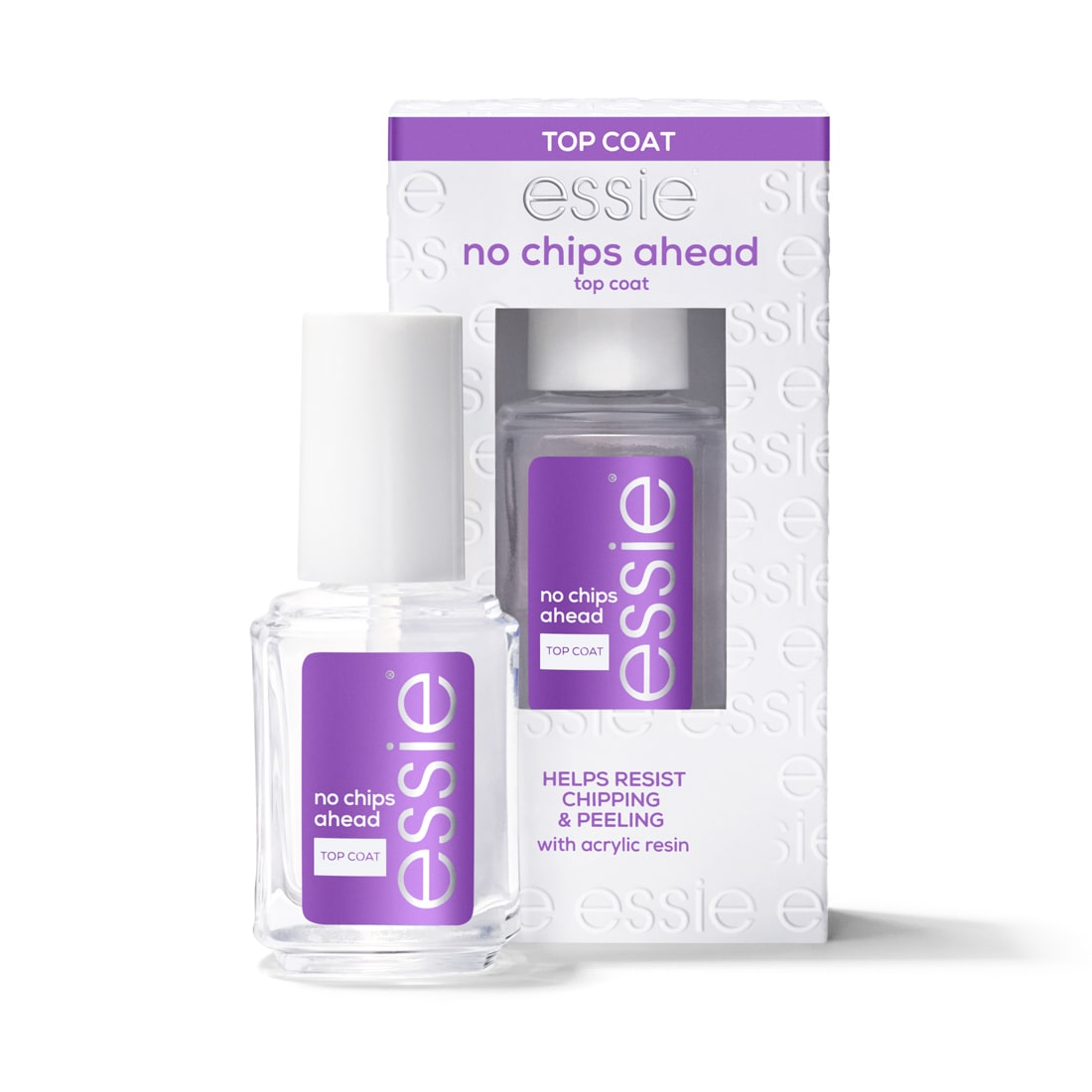 Essie Nail Care No Chips Ahead Top Coat 13,5ml