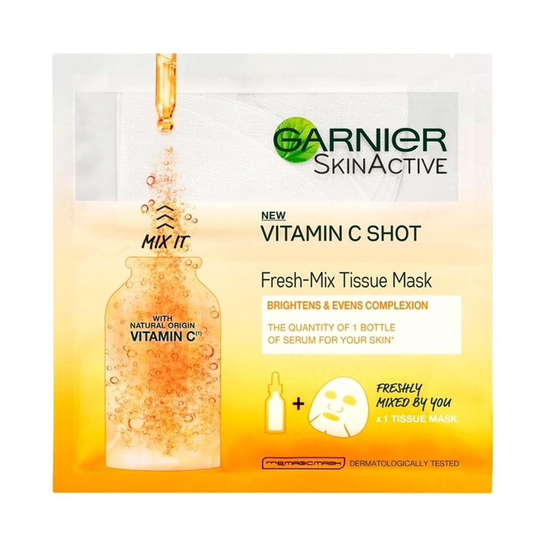 Garnier Vitamin C Mask 33g
