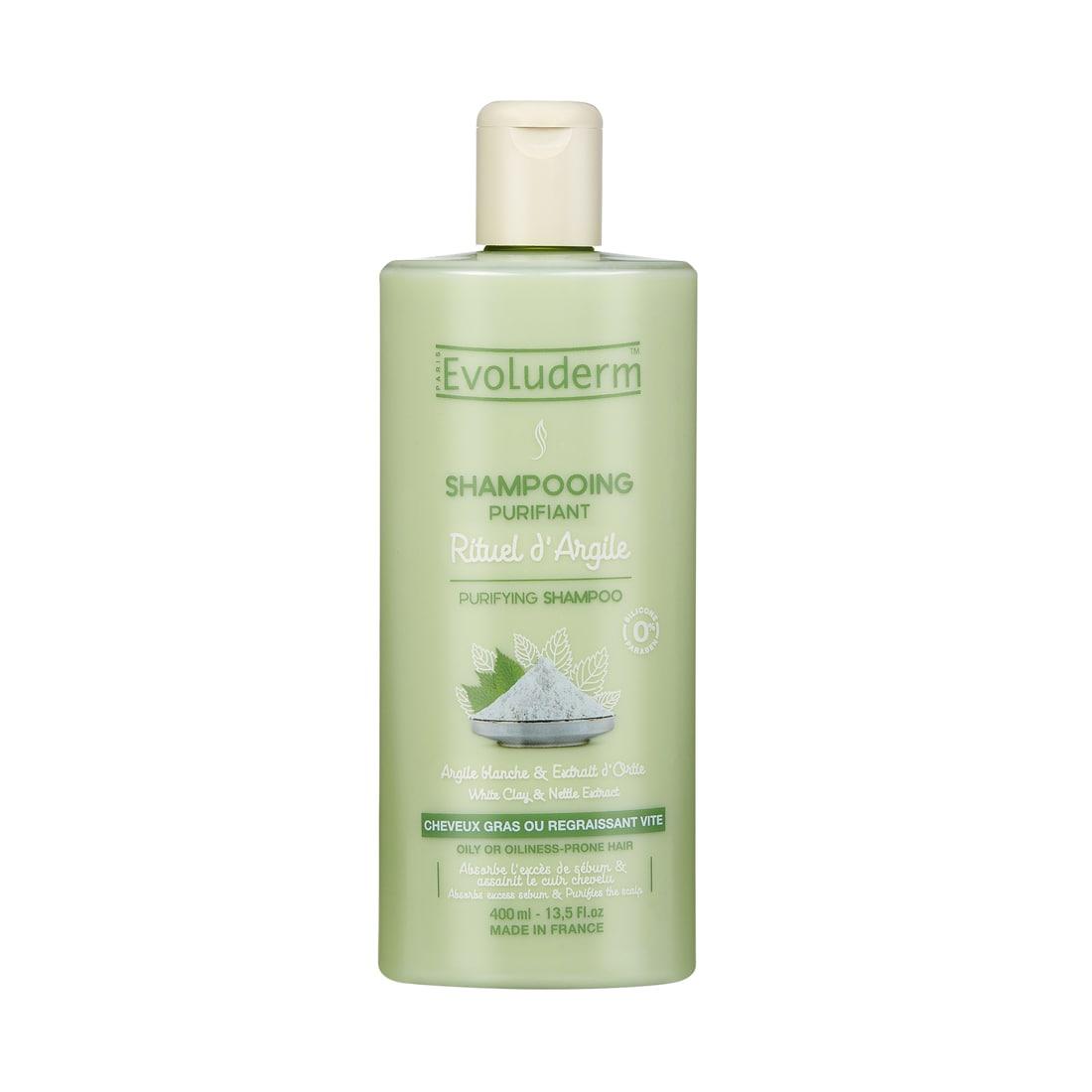 Rituel d'Argile Shampoo 400ml
