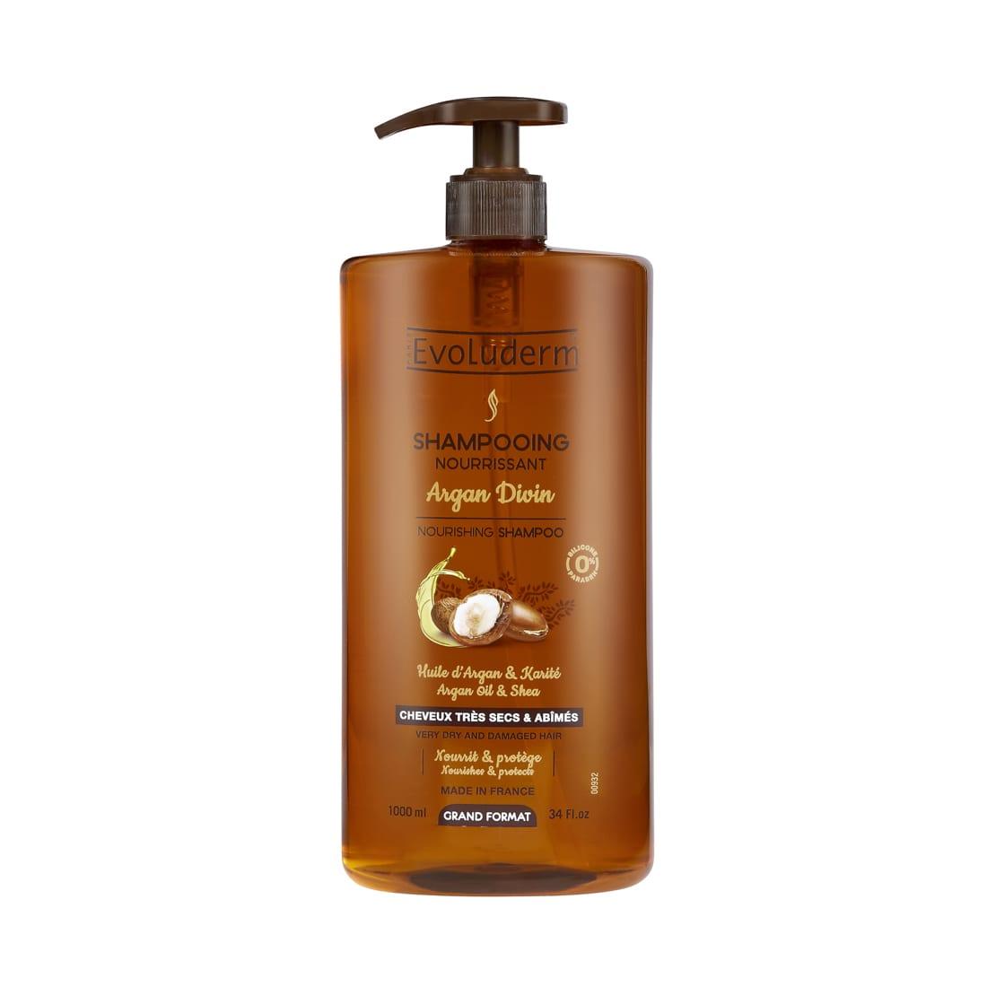 Argan Divin Shampoo 1lt