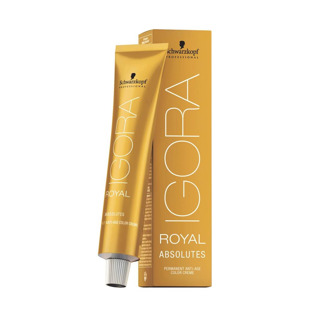 Igora Royal Absolutes Καστανό Μεσαίο Μαρόν Φυσικό 4-60 60ml