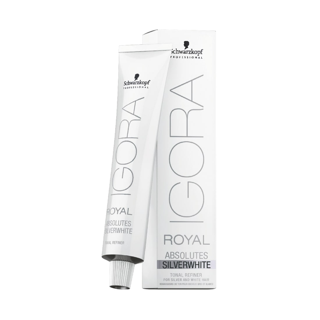 Igora Royal Absolutes Silverwhite Ασημί Σκούρο 60ml