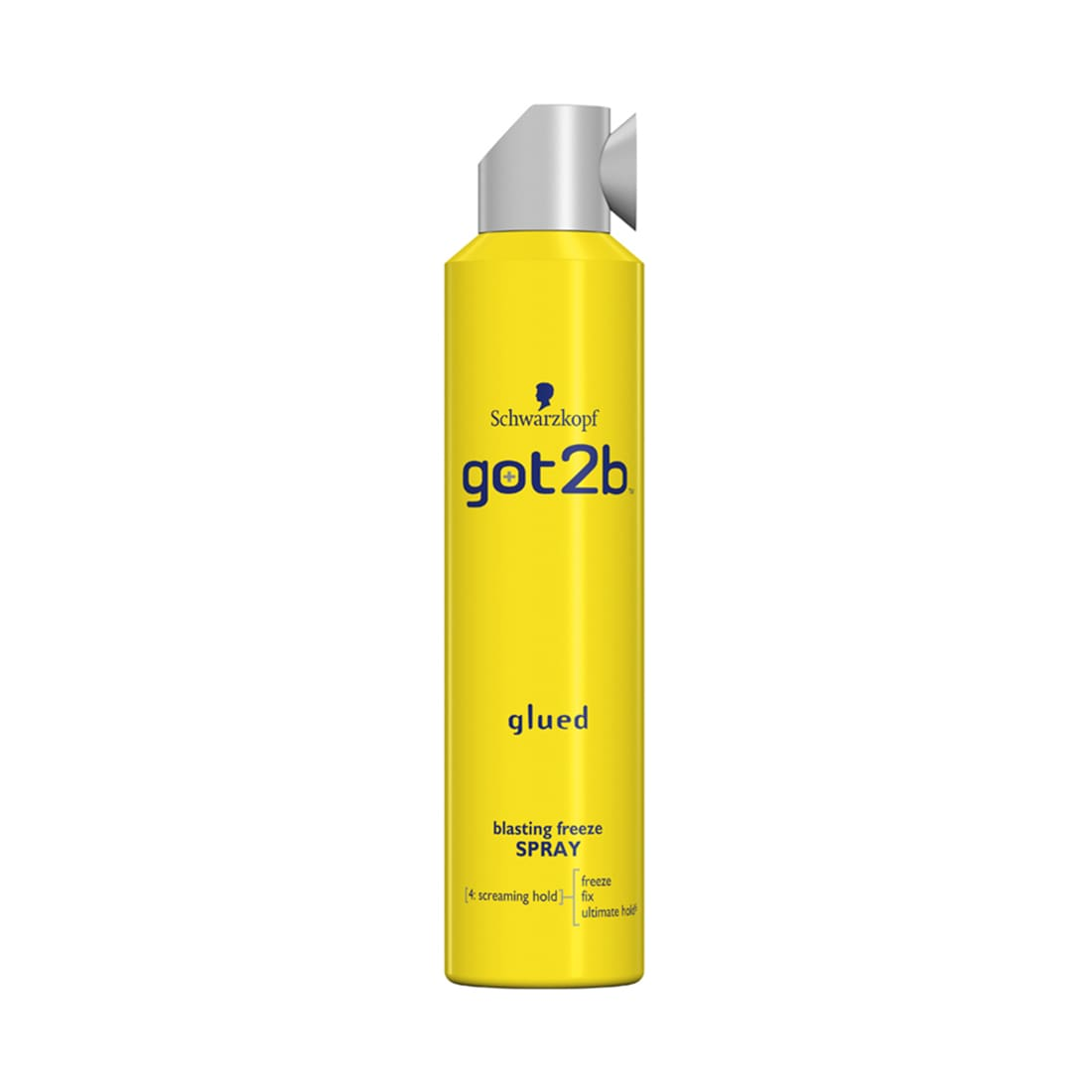 Spray Μαλλιών Glued Freeze 300ml