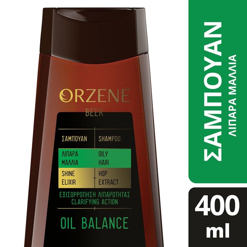 Shampoo Oily-Oil Balance 400ml