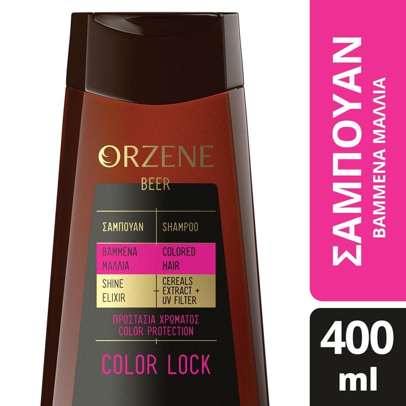 Shampoo Colored-Color Lock 400ml