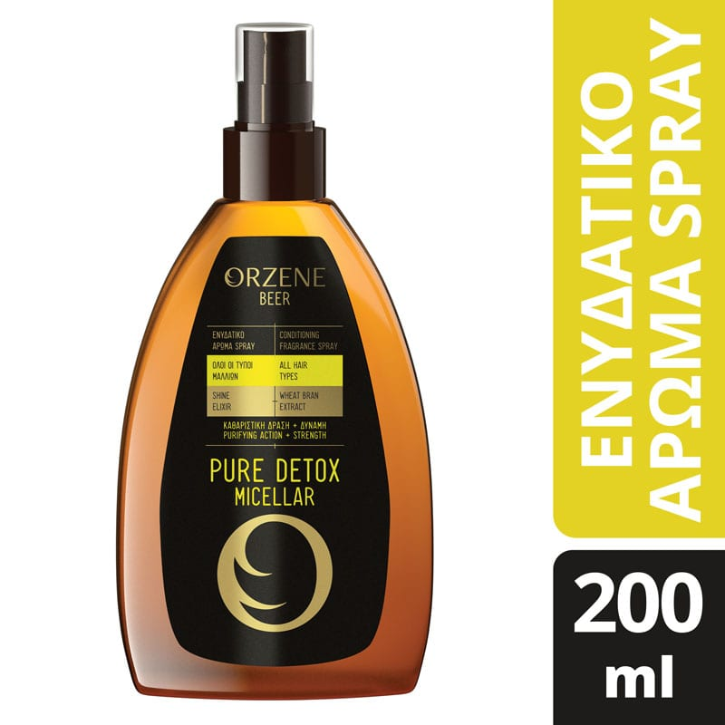 Pure Detox Fragrance Conditioning Spray 200ml