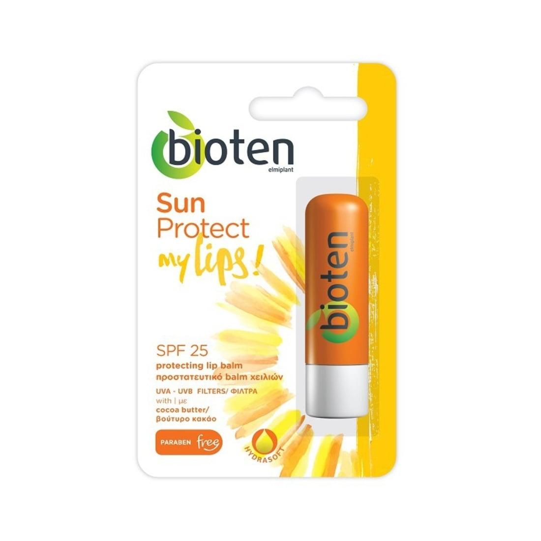 Bioten Lip Sun Protect Spf25 4,8g