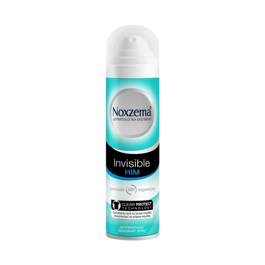 Spray Invisible Him 150ml