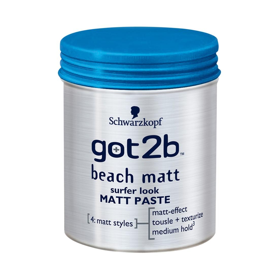 Κρέμα Διαμόρφωσης Matt Paste Beach 100ml