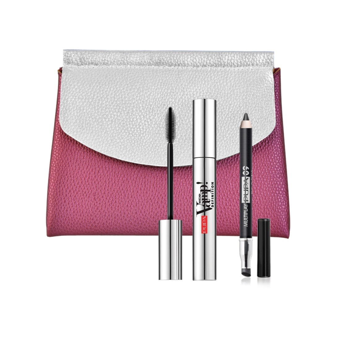 Set Vamp Mascara Definition & Multiplay Special Size Triple-Purpose Eye Pencil