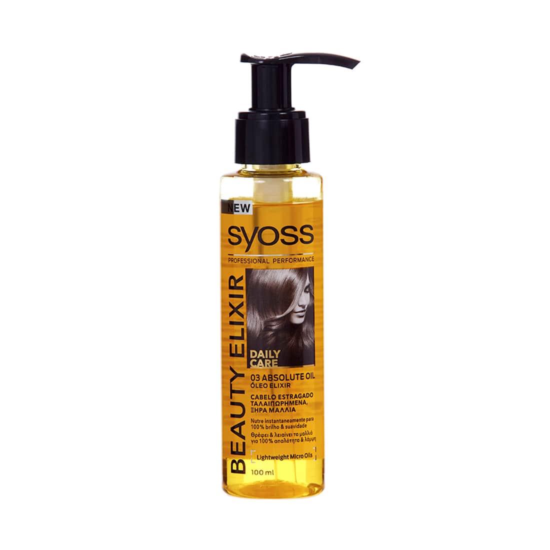 Treatment Oil Beauty Elixir 100ml